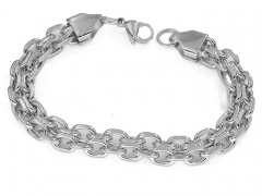 Pulsera en Acero Inoxidable  BS-1209A