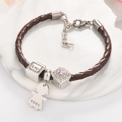 Pulsera en Acero Inoxidable  PBS-0010
