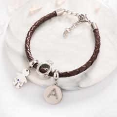Pulsera en Acero Inoxidable  PBS-0004