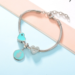 Pulsera en Acero Inoxidable  PBS-0030
