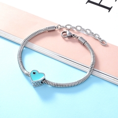 Pulsera en Acero Inoxidable  PBS-0029C