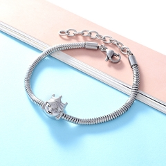 Pulsera en Acero Inoxidable  PBS-0024